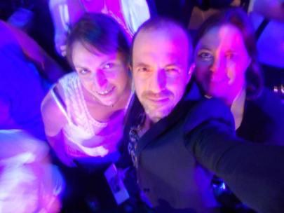 Laurence, Laetitia & Calo